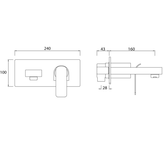 Technical drawing QS-V82461 / ALP WMBF C