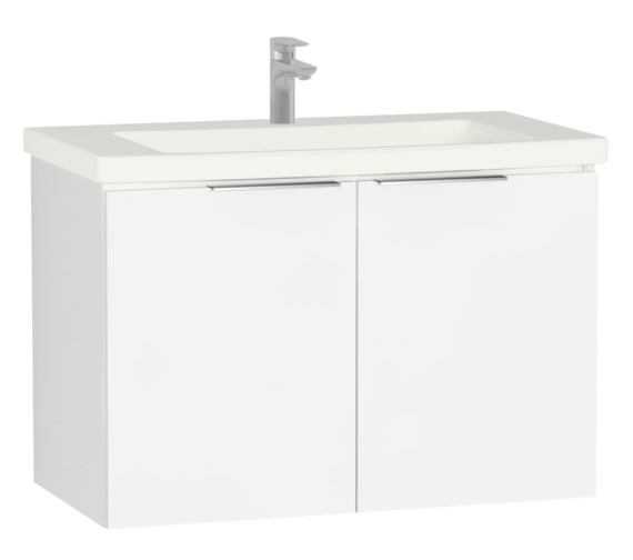 Vitra Ecora 900mm Wall Mounted Door Unit With Basin