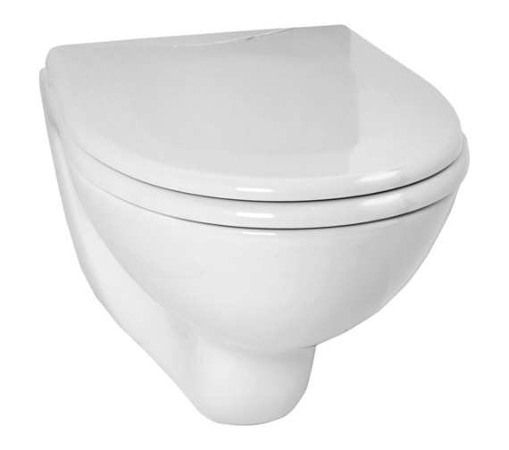 Vitra Arkitekt 480mm Wall-Hung WC Pan Short