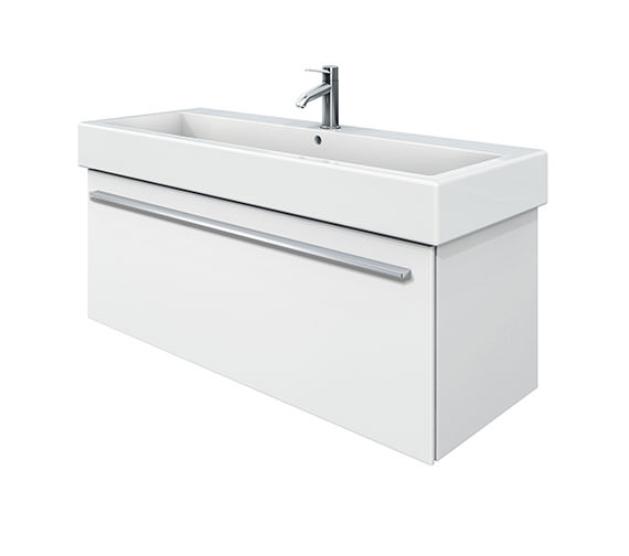 Duravit X-Large 1150mm Vanity Unit With 1200mm Vero Washbasin