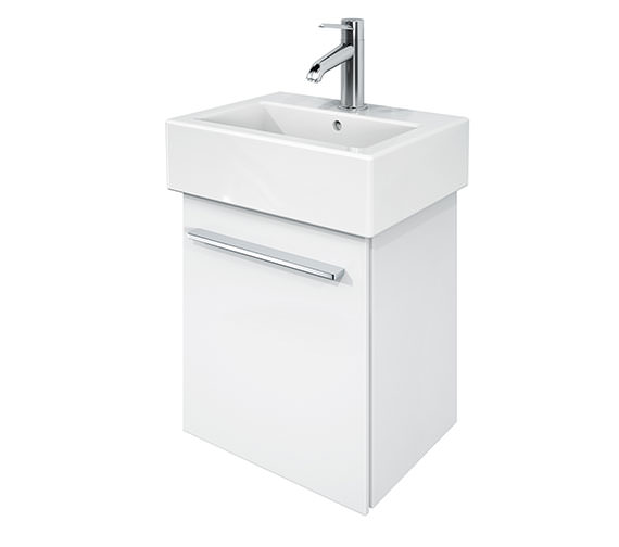 Duravit X-Large 400mm Vanity Unit And 450mm Vero Basin