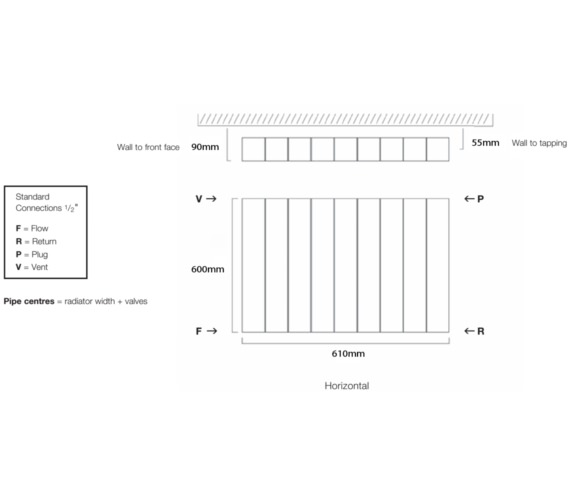 Technical drawing QS-V17922 / Vela 60/5