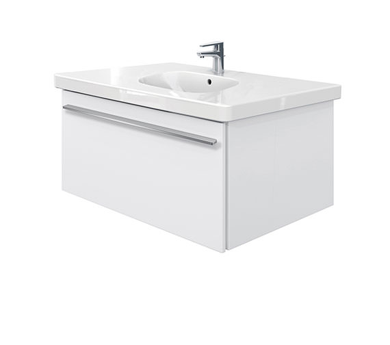 Duravit X-Large 1000mm Vanity Unit With 1050mm D-Code Washbasin