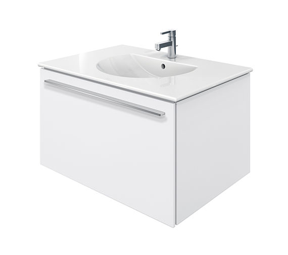 Duravit X-Large 800mm Vanity Unit With 830mm Darling New Basin