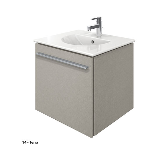 Duravit X-Large 500mm Vanity Unit With 530mm Darling New Basin