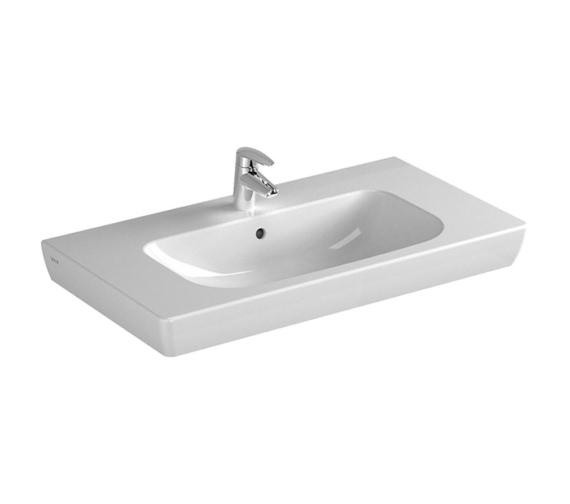 Vitra S20 Single Tap Hole 850mm Vanity Basin