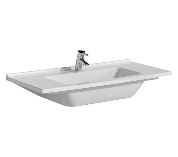 Vitra S50 Single Tap Hole 1200mm Vanity Basin