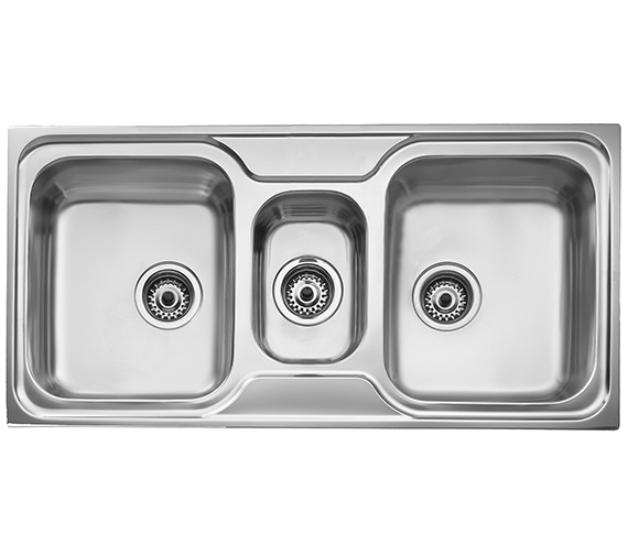 Teka Classic 2.5B Stainless Steel Inset Sink
