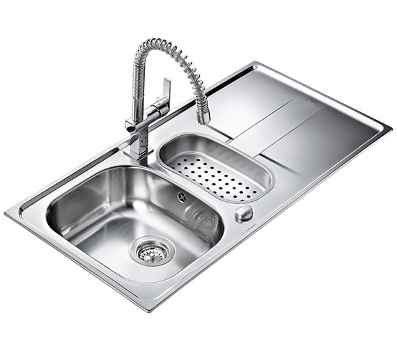 Additional image of Teka Stena 60 1.5B 1D Stainless Steel Inset Sink