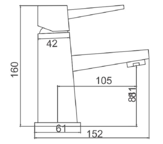 Technical drawing QS-V63585 / PD009