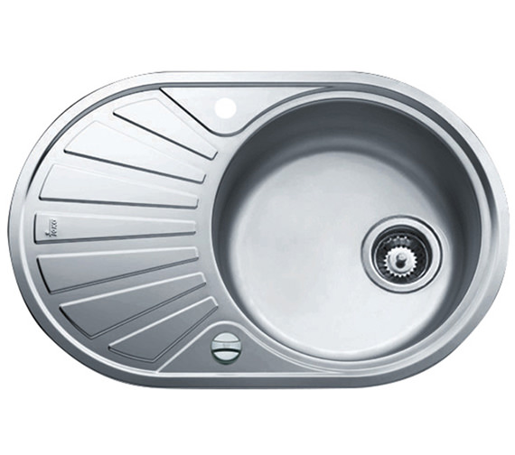 Teka DR 77 1B 1D Stainless Steel Inset Sink