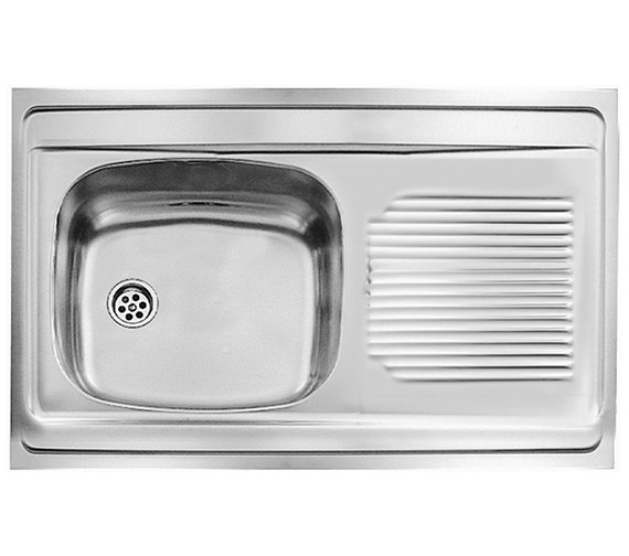 Teka Universal 1B 1D Stainless Steel Inset Sink