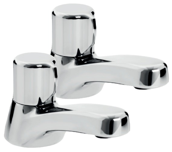 Bristan Choices Pair Of Bath Taps