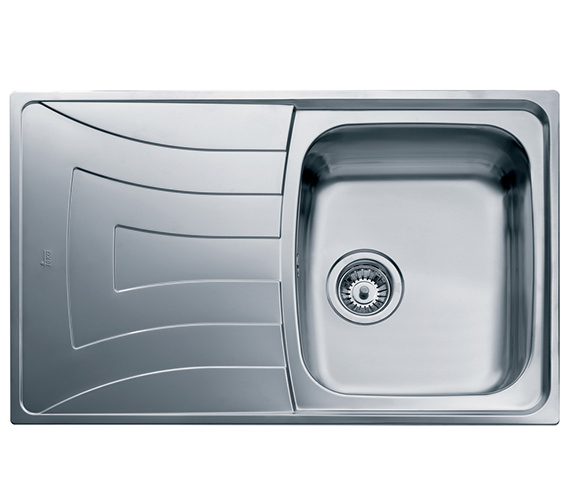Teka Universo 1B 1D 79 Stainless Steel Inset Sink