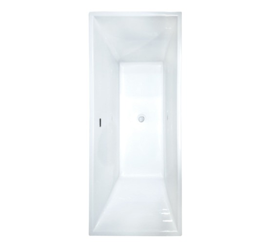 Phoenix Lola 1700 x 750mm Freestanding Bath With Waste And Overflow