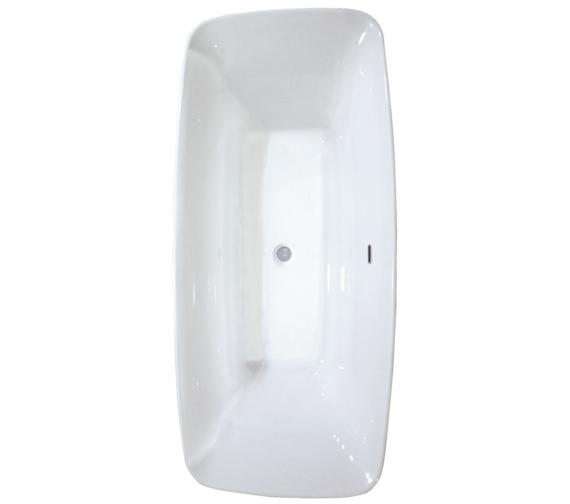 Phoenix Tigan 1695 x 770mm Freestanding Bath With Waste And Overflow