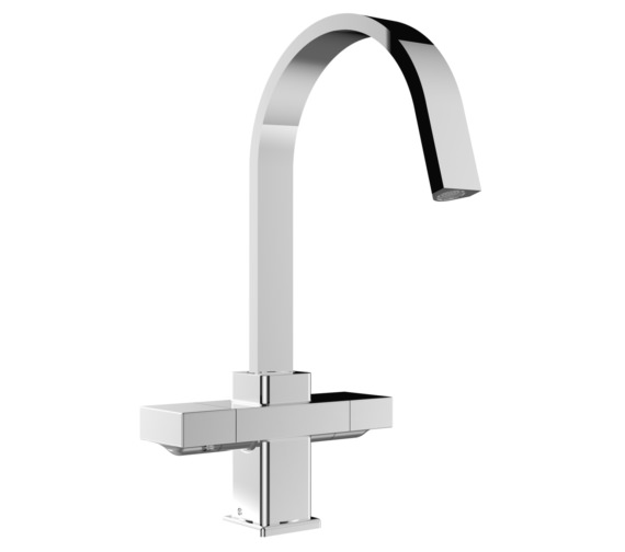 Bristan Chocolate Easyfit Kitchen Sink Mixer Tap Chrome