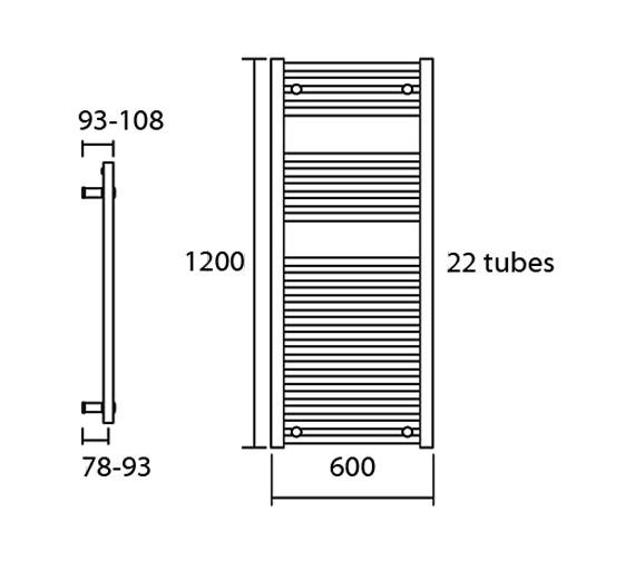 Technical drawing QS-V13613 / Elec-Metro 60/120