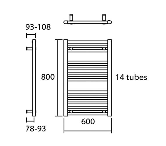 Technical drawing QS-V13611 / Elec-Metro 60/80