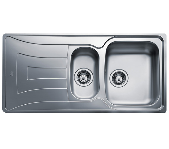 Teka Universo 1.5B 1D Stainless Steel Inset Sink