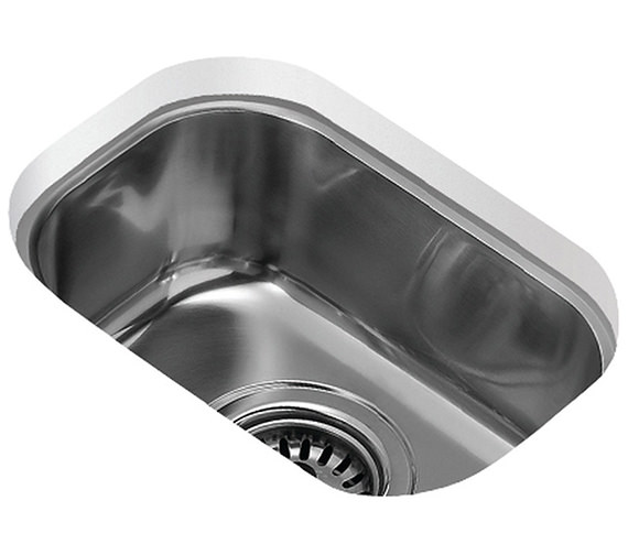 Teka BE 18.27 Stainless Steel 1.0 Bowl Undermount Sink