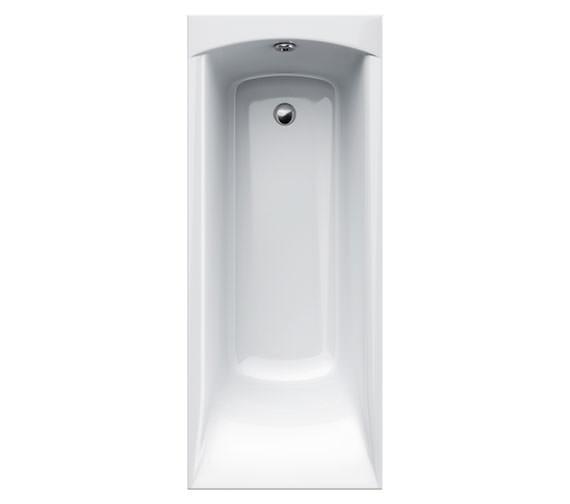 Carron Delta Acrylic Bath 1600 x 700mm - CABDE165PA