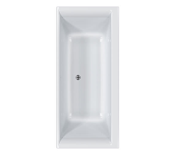 Carron Haiku Double Ended Acrylic Bath 1700 x 800mm - CABHA17580PA