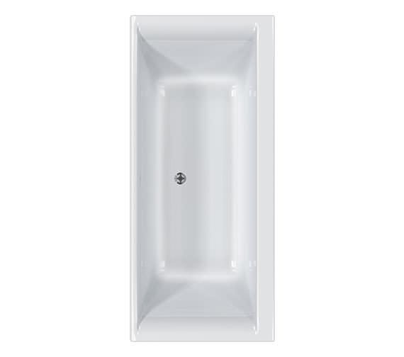 Carron Haiku Double Ended Acrylic Bath 1700 x 800mm - CABHA17580PA