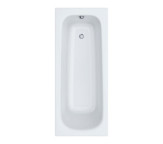 Carron Britannia Victoria Single Ended Bath 1700 x 700mm - CABBR175PA