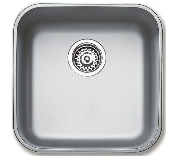 Teka BE 40.40 Stainless Steel 1.0 Bowl Undermount Sink