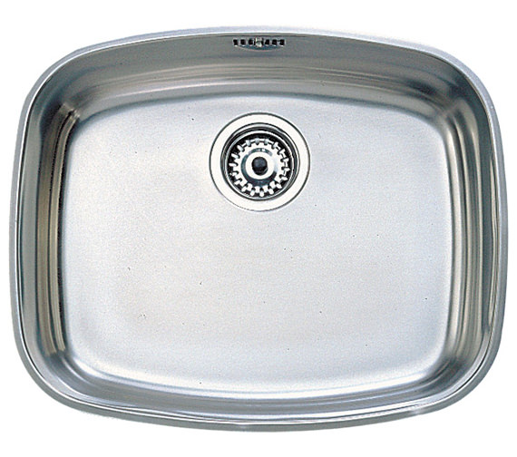 Teka BE 50.40 Stainless Steel 1.0 Bowl Undermount Sink