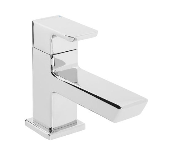 Bristan Cobalt Deck Mounted Pair of Basin Taps