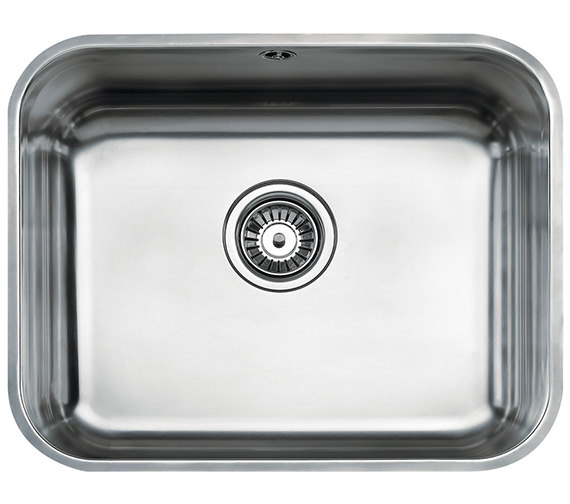 Teka BE 50.40 Plus Stainless Steel 1.0 Bowl Undermount Sink
