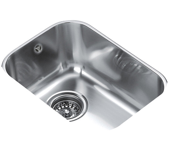 Teka Be 28 40 Stainless Steel 1 0 Bowl Undermount Sink