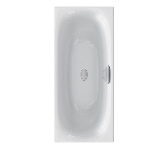 Carron Echelon Double Ended 5mm Acrylic Bath 1700 x 750mm