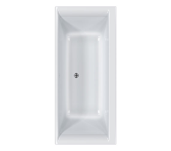 Carron Haiku Double Ended 5mm Acrylic Bath 1800 x 900mm