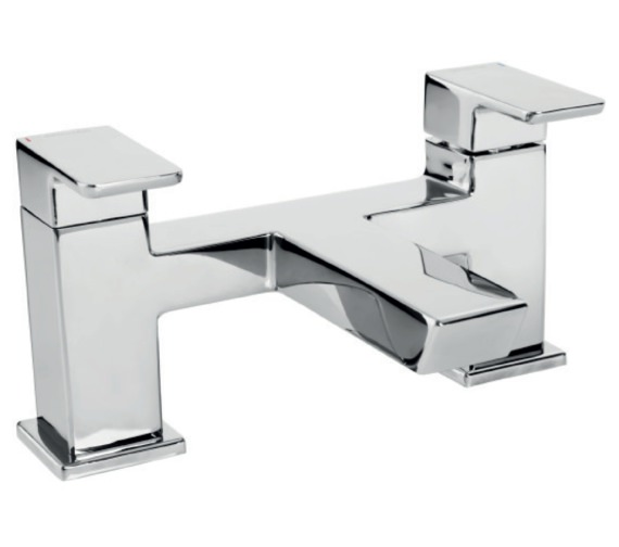 Bristan Cobalt Deck Mounted Bath Filler Tap