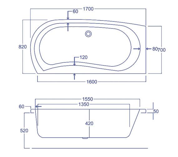 Technical drawing QS-V34530 / Q4-02001