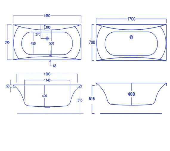 Technical drawing QS-V34531 / Q4-02005