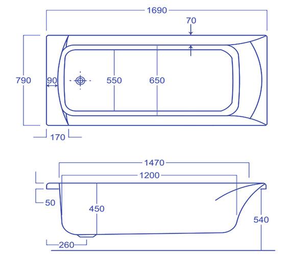 Technical drawing QS-V34559 / Q4-02193