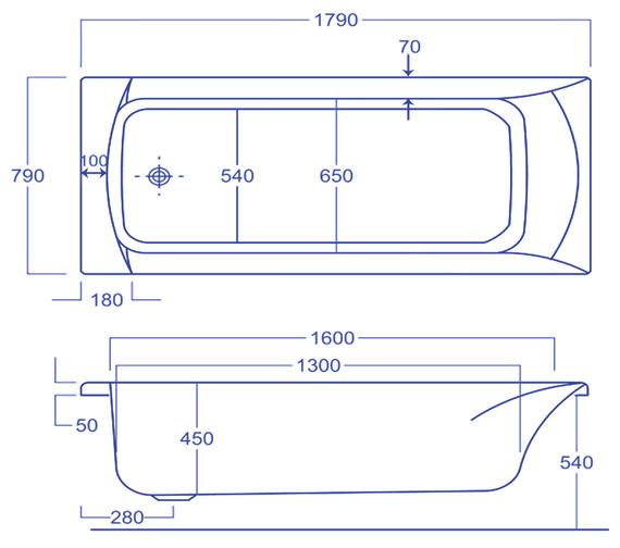 Technical drawing QS-V34560 / Q4-02197
