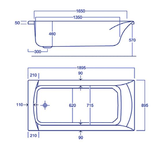 Technical drawing QS-V34561 / Q4-02201