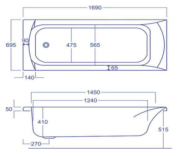 Technical drawing QS-V34541 / Q4-02067