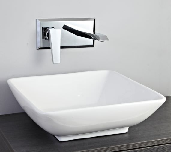 Phoenix Counter Top Basin 420mm x 420mm - VB013