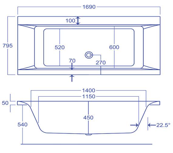 Technical drawing QS-V34545 / Q4-02094