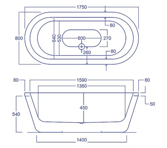 Technical drawing QS-V34579 / Q4-02100
