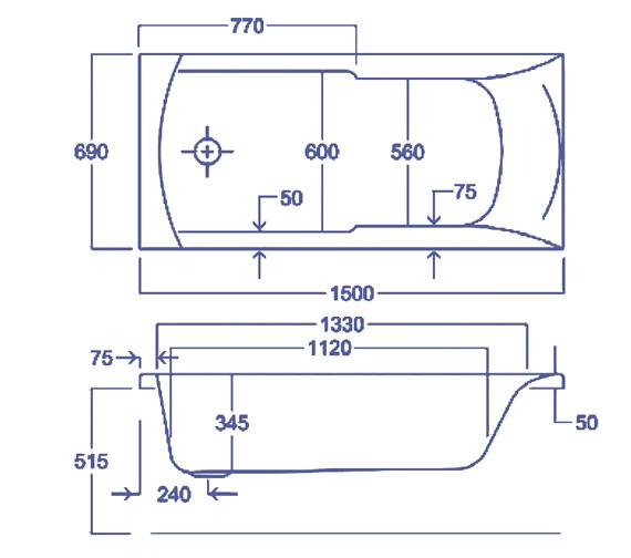 Technical drawing QS-V34589 / Q4-02122