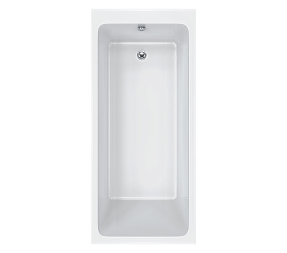Carron Quantum Single Ended Bath 1600 x 700mm - CABQU165PA