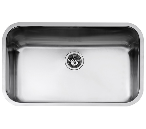 Teka BE 74.43 Stainless Steel 1.0 Bowl Undermount Sink
