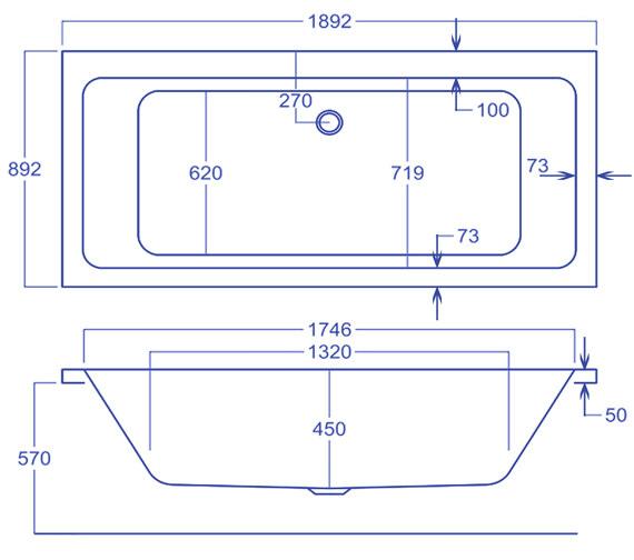 Technical drawing QS-V19633 / Q4-02163
